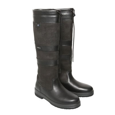 Dubarry Galway All Black 36